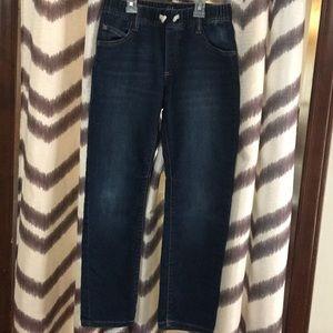 EUC Gap boys stretch denim jeans size medium